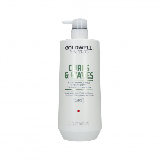 GOLDWELL DUALSENSES CURLS&WAVES Soin hydratant 1000ml - 1