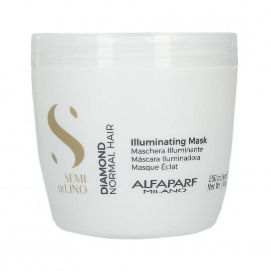 ALFAPARF SEMI DI LINO DIAMOND Masque éclat 500ml - 1