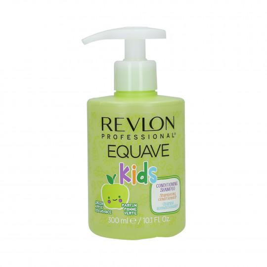 REVLON PROFESSIONAL EQUAVE KIDS Shampooing pour enfants 300ml - 1