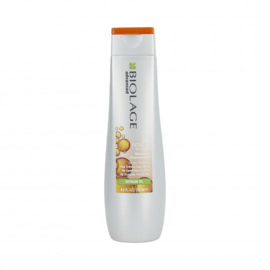 BIOLAGE ADVANCED OIL RENEW Shampooing pour cheveux secs et abimés 250ml - 1