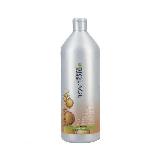 BIOLAGE ADVANCED OIL RENEW Shampooing pour cheveux secs et abimés 1000ml - 1