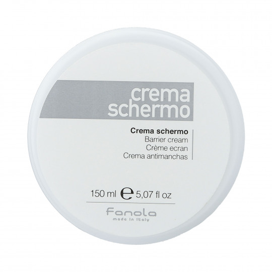 FANOLA BARRIER CREAM Crème qui protège la peau pendant la coloration 150 ml - 1