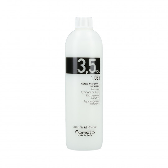 Fanola Eau oxygénée parfumée en crème 1,05% (3,5 vol.) 300ml - 1