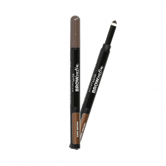 MAYBELLINE BROW Satin Duo Pencil Crayon à sourcils double face
