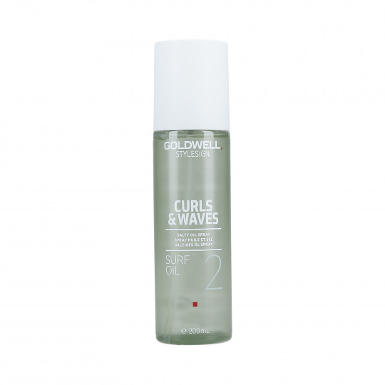 GOLDWELL STYLESIGN CURLS&WAVES Surf Oil Spray Huile et Sel 200ml - 1