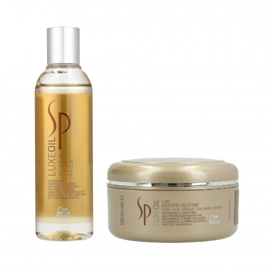 WELLA SP LUXE OIL Set Shampooing 200ml + Masque 150ml - 1