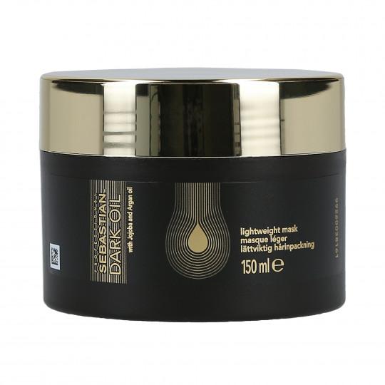 SEBASTIAN PROFESSIONAL Dark Oil Masque capillaire régénérant 150 ml - 1