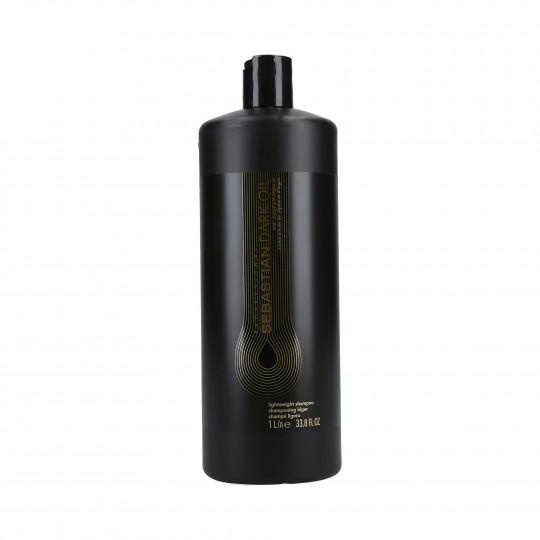 SEBASTIAN PROFESSIONAL Dark Oil Shampooing hydratant 1000ml - 1