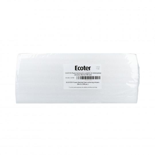 EKO-HIGIENA ECOTER Bandes thermiques pour colorations cheveux 100szt.