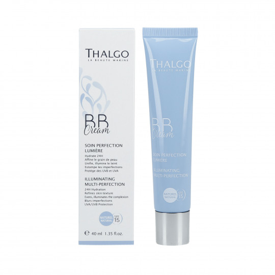 THALGO BB ILLUMINATING BB Crème illuminante SPF15 Naturel 40 ml - 1