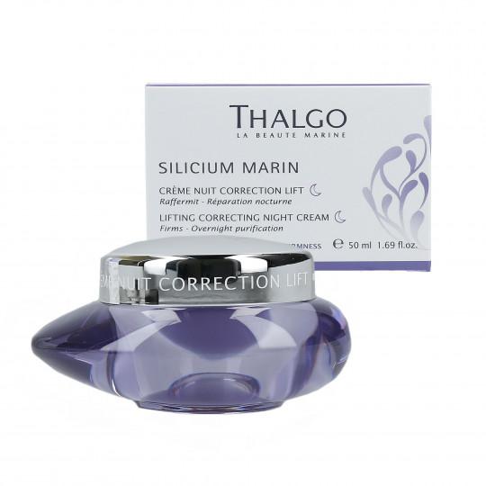 THALGO SILICIUM Marin Crème nuit correction lift 50 ml - 1