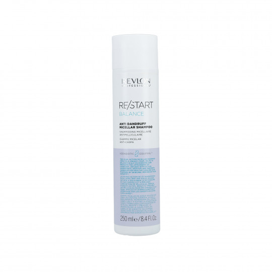 REVLON PROFESSIONAL RE/START Balance Shampooing micelllaire anti-pelliculaire 250ml - 1