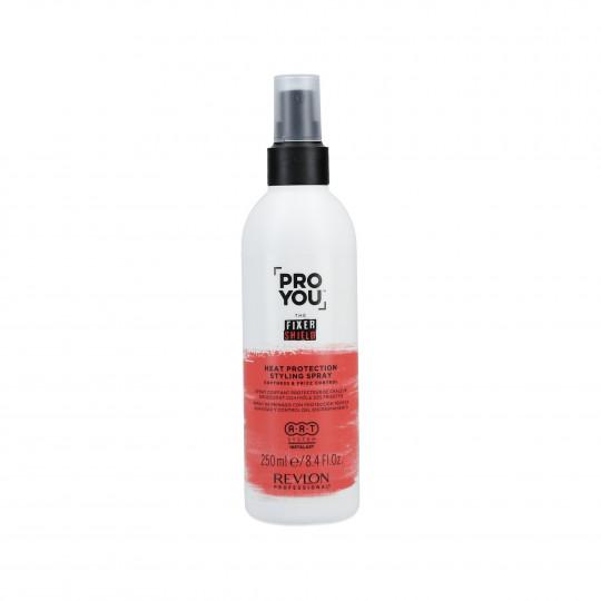 REVLON PROFESSIONAL PROYOU The Fixer Spray coiffant protecteur de chaleur 250ml - 1