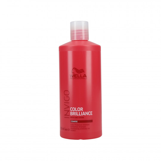 WELLA PROFESSIONALS INVIGO COLOR BRILLIANCE Shampooing cheveux épais 500ml - 1