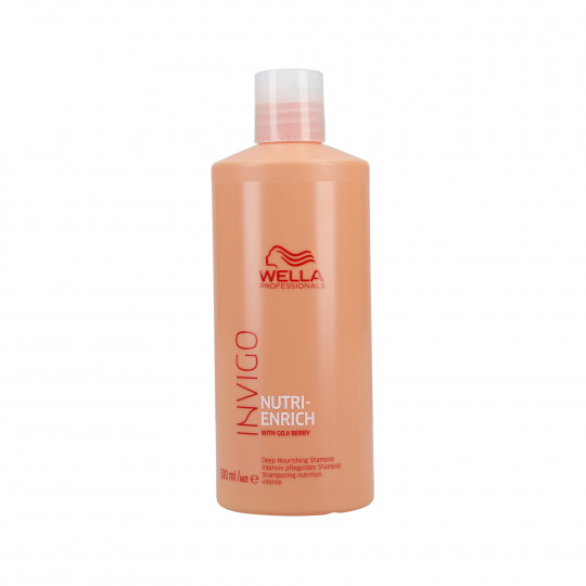 WELLA PROFESSIONALS INVIGO NUTRI-ENRICH Shampooing pour cheveux secs 500ml - 1