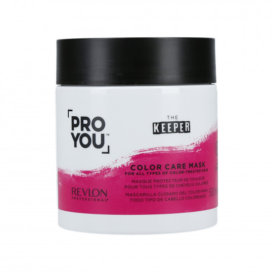 REV PY COLOR CARE MASK 500ML