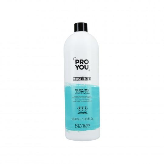 REVLON PROFESSIONAL PROYOU The Moisturizer Shampooing hydratant 1000ml - 1