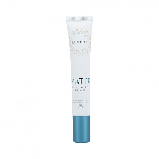 LUMENE Primer Base de maquillage matifiante 20ml - 1