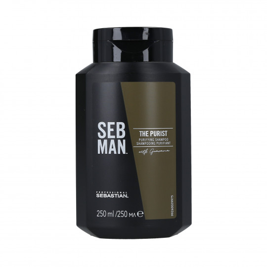 SEBASTIAN SEB MAN The Purist Shampooing antipelliculaire 250ml - 1