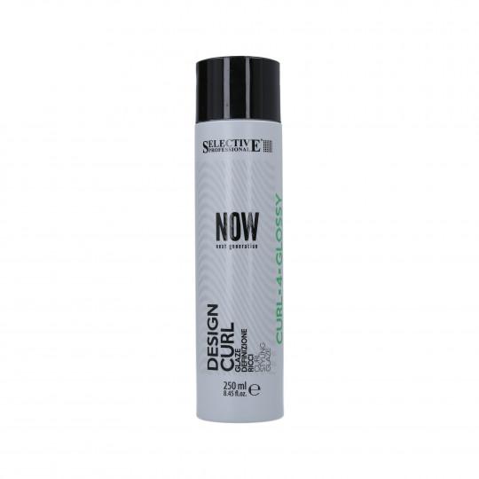 SELECTIVE NOW Curl Design Fluide pour cheveux bouclés 250ml - 1