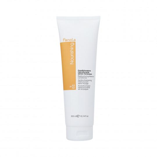 FANOLA NOURISHING Après-shampooing restructurant sans rinçage 300ml - 1