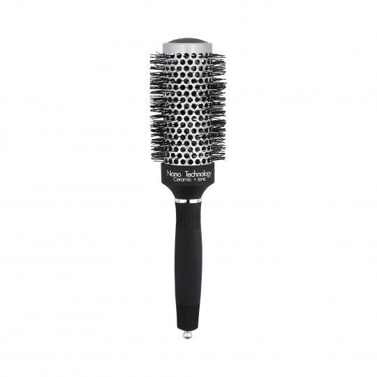 LUSSONI by Tools For Beauty, Simple Care, Brosse Modelante Avec Pointe Amovible, Diamètre De 43mm - 1