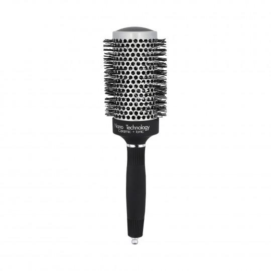 LUSSONI by Tools For Beauty, Simple Care, Brosse Modelante Avec Pointe Amovible, Diamètre De 53mm - 1