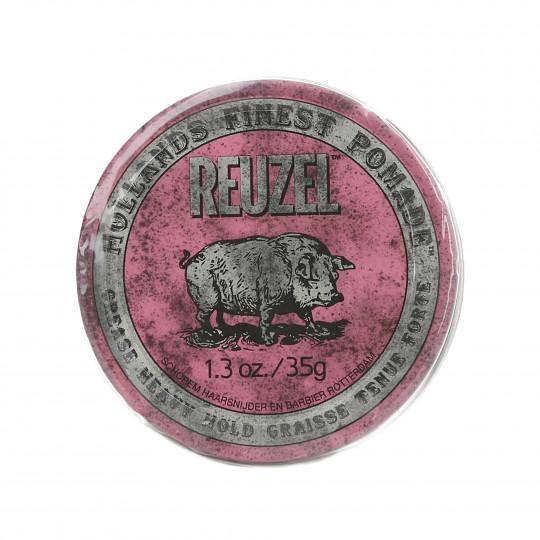 REUZEL Pink Pommade tenue forte 35g - 1