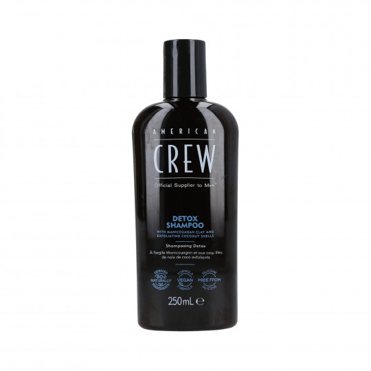 AMERICAN CREW Power Cleanser Shampooing nettoyant pour cheveux 250ml - 1