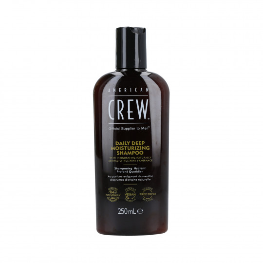 AMERICAN CREW Daily Shampooing hydratant pour cheveux 250ml - 1
