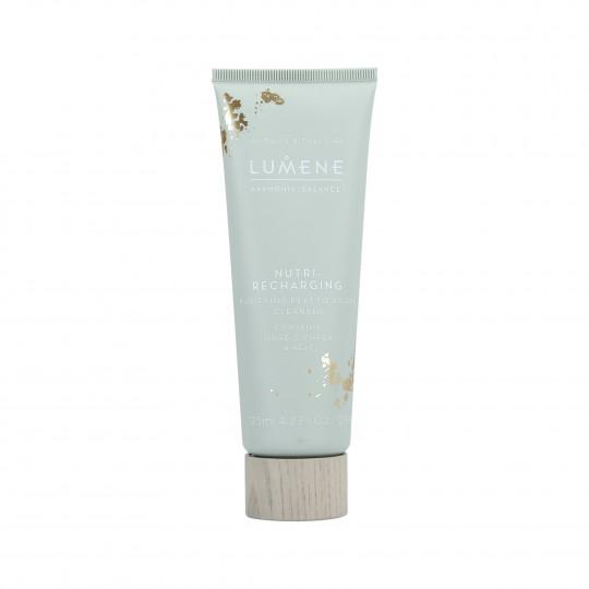 LUMENE BALANCE Crème nettoyante visage à la tourbe 125ml - 1
