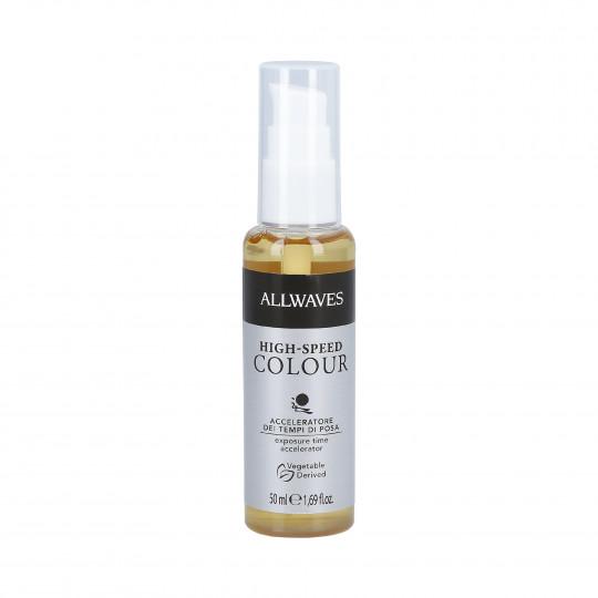 ALLWAVES HIGH SPEED COLOR Accélérateur de coloration et décoloration des cheveux 50ml - 1