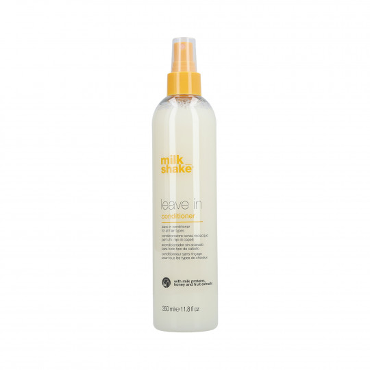 MILK SHAKE LEAVE-IN CONDITIONER SPRAY Spray nourrissant sans rinçage 350ml - 1