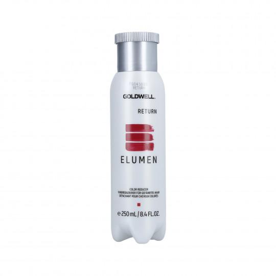 GOLDWELL ELUMEN RETURN COLOR REDUCER Décolorant pour cheveux 250ml - 1