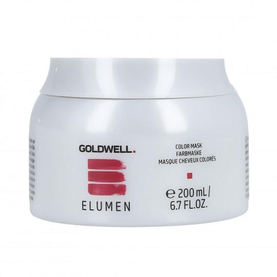 GOLDWELL ELUMEN COLOR Masque régénérant pour cheveux colorés 200ml - 1