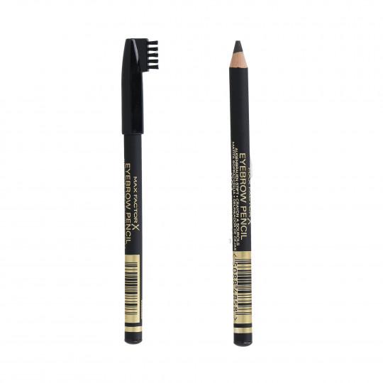 MAX FACTOR EYEBROW PENCIL EBONY Crayon coiffant sourcils 001 1.2g - 1