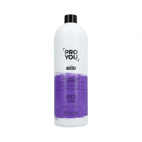 REVLON PROYOU NEUTRALISANT Shampooing neutralisant après traitements chimiques 1000ml - 1