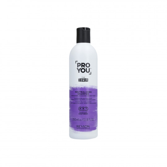 REVLON PROYOU NEUTRALISANT Shampooing neutralisant après traitements chimiques 350ml - 1