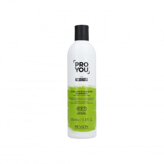 REVLON PROYOU CURL Shampoing hydratant pour cheveux bouclés 350ml - 1