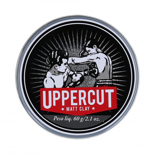 UPPERCUT DELUXE MATT CLAY HAIR WAX 60G