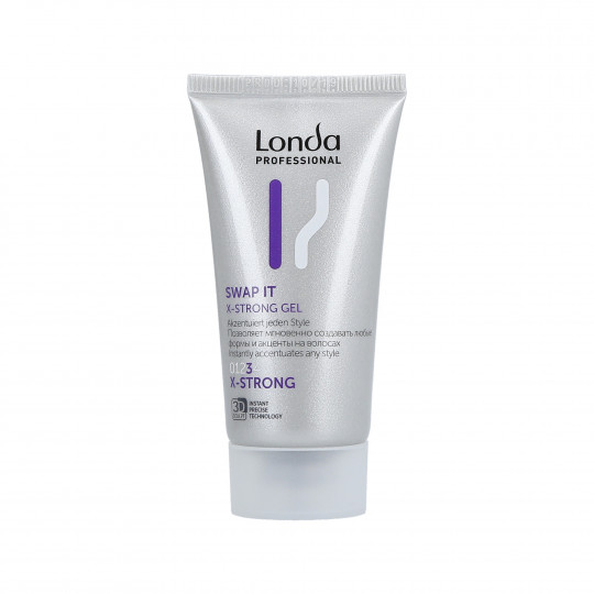 LONDA STYLING Swap It X-Strong Gel extra fort 30ml - 1