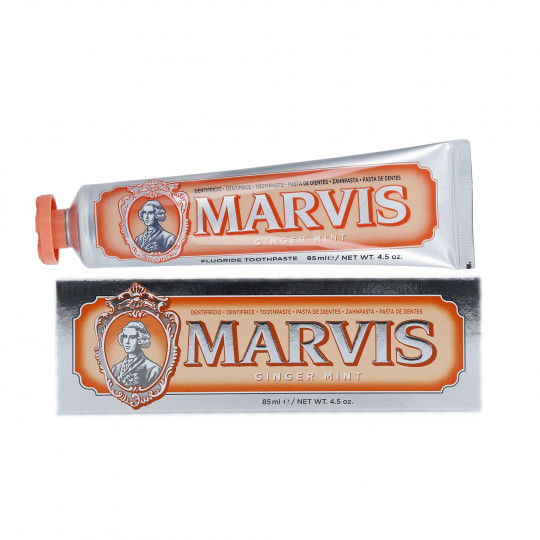 MARVIS GINGER MINT TOOTHPASTE 85ML