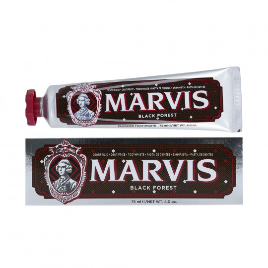 MARVIS BLACK FOREST TOOTHPASTE 75ML