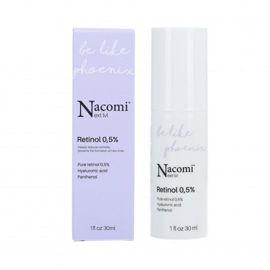NACOMI NEXT LEVEL BE COMME PHOENIX Rétinol 0.5% 30ml - 1