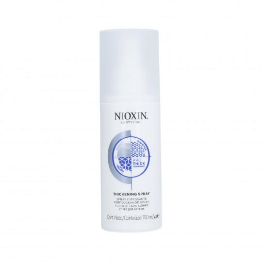 NIOXIN 3D STYLING Spray épaississant cheveux 150ml - 1