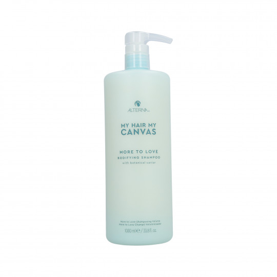 ALTERNA MY HAIR MY CANVAS More To Love Shampooing fortifiant 1000ml - 1