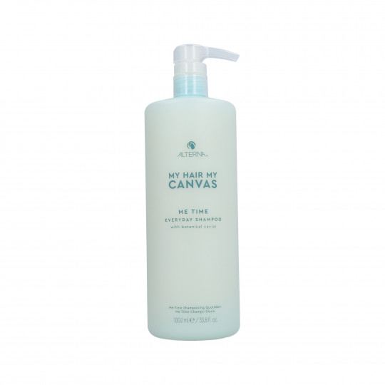 ALTERNA MY HAIR MY CANVAS Me Time Shampooing cheveux 1000ml - 1