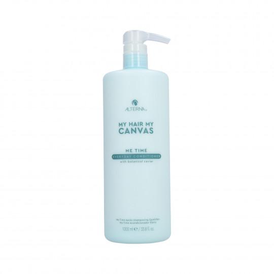 ALTERNA MY HAIR MY CANVAS Me Time Après-shampooing 1000ml - 1