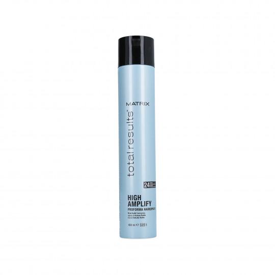 MATRIX TOTAL RESULTS HIGH AMPLIFY PROFORMA Hairspray 400ml - 1