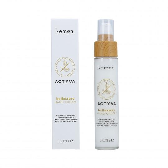 KEMON ACTYVA BELESSERE Crème mains 50ml - 1